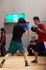 全日本女子ボクシング大会1