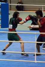 全日本女子ボクシング大会2日目3