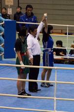 全日本女子ボクシング大会2日目5